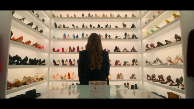 Christian Louboutin High Heel Pump Shoes Seen in The Politician Season 2 TV Show