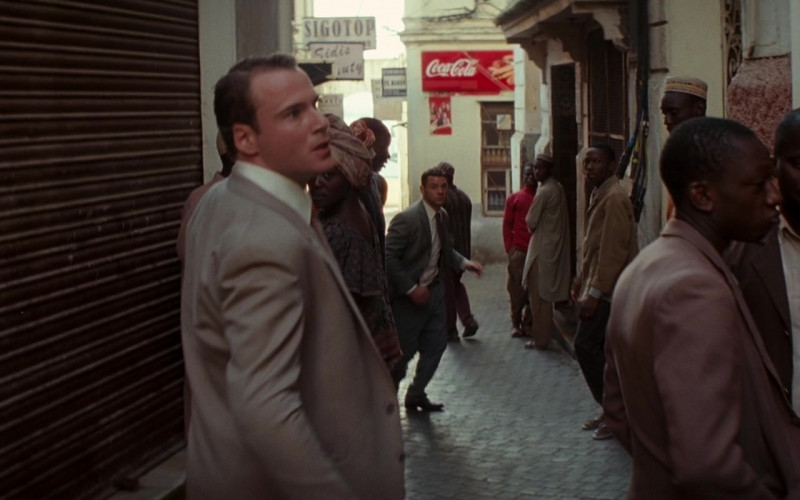 Coca-Cola Sign in Inception (2010)