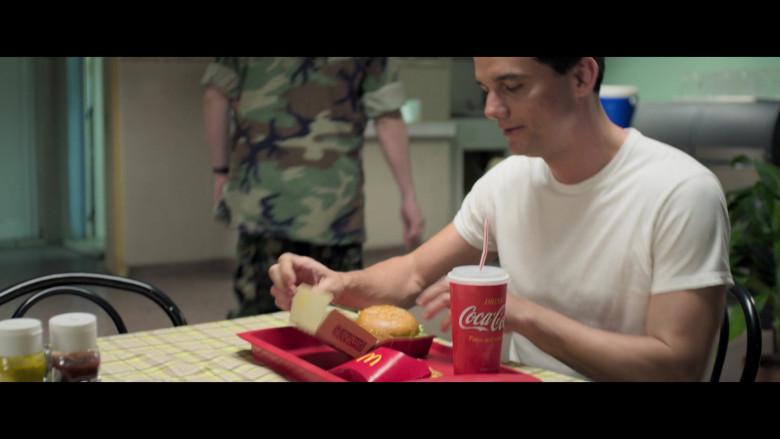 Coca-Cola and McDonald's Burger & Fries (1)