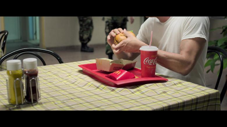 Coca-Cola and McDonald's Burger & Fries (2)