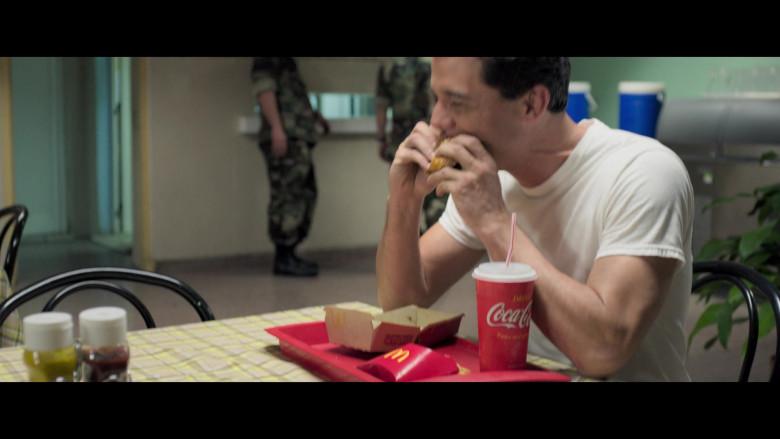 Coca-Cola and McDonald's Burger & Fries (3)