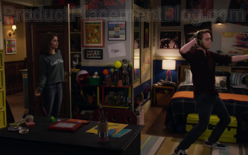 Converse Sneakers Worn by Michael Campion as Jackson in Fuller House S05E17 (1)