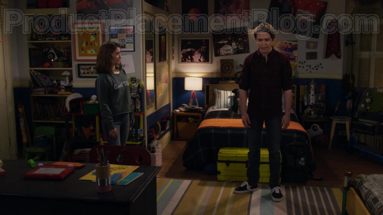 Converse Sneakers Worn by Michael Campion as Jackson in Fuller House S05E17 (2)