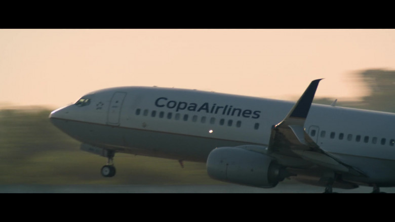 Copa Airlines Aircraft in Wasp Network Movie (1)