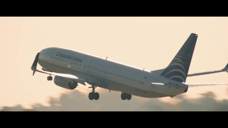 Copa Airlines Aircraft in Wasp Network Movie (2)