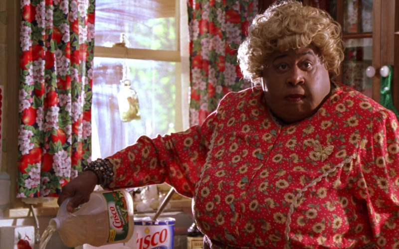 Crisco Foods in Big Momma's House Movie (1)