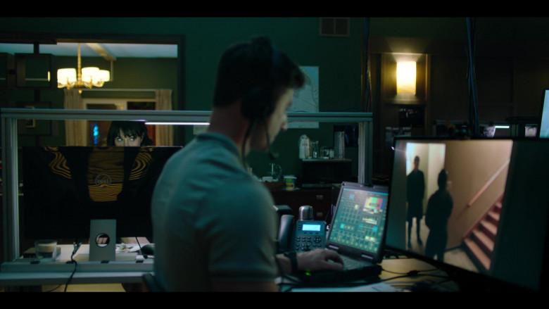 Dell Computer Monitor in Condor S02E03 TV Series (1)