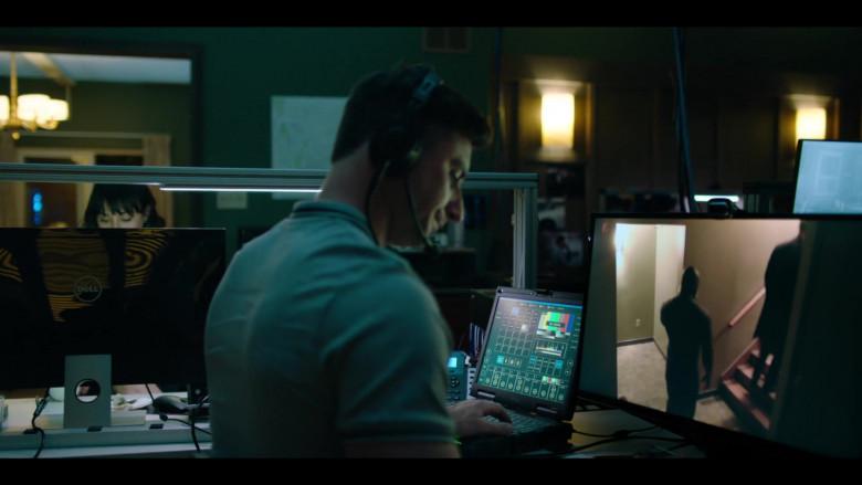 Dell Computer Monitor in Condor S02E03 TV Series (2)