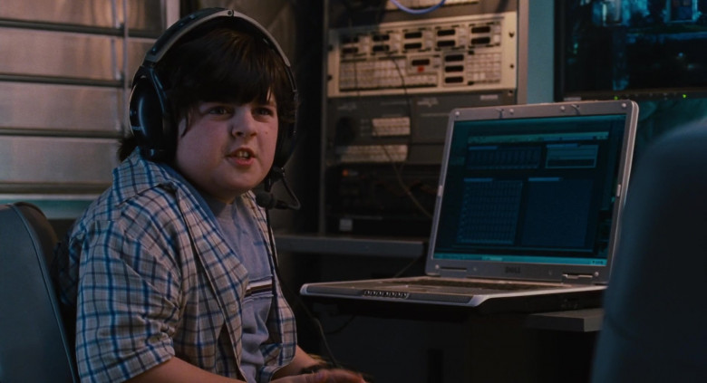 Dell Inspiron Notebook in Big Momma's House 2 Movie (1)