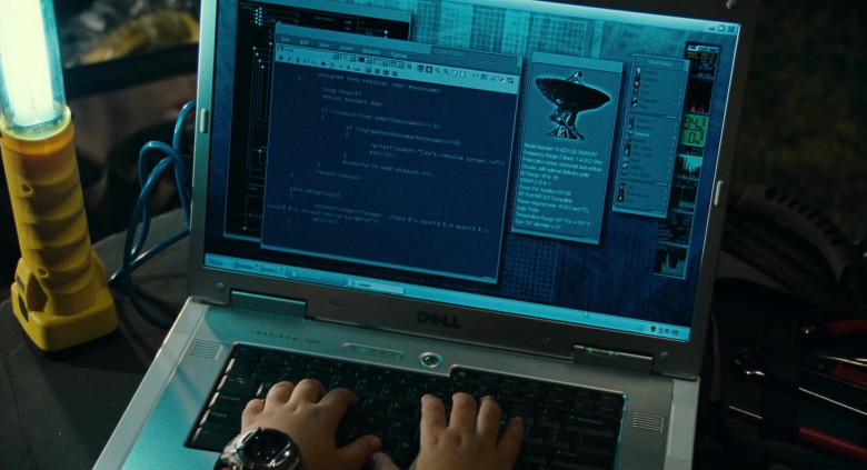 Dell Inspiron Notebook in Big Momma's House 2 Movie (2)