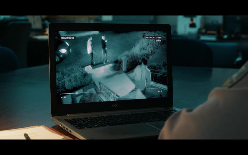 Dell Laptop in 13 Reasons Why S04E01 Winter Break (2020)