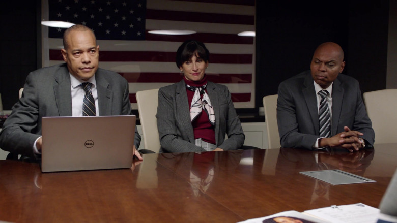 Dell Laptop in Search Party S03E03