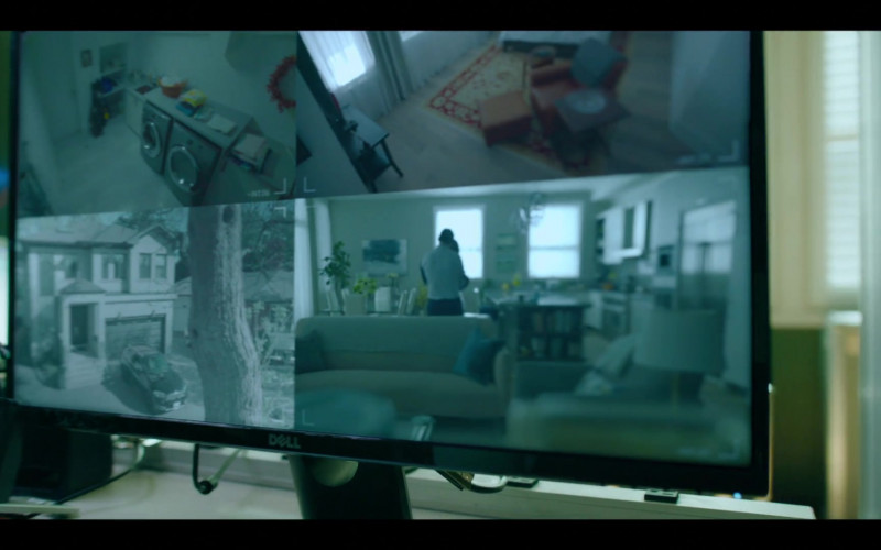 Dell Monitor in Condor Season 2 Ep. 4 TV Show (1)