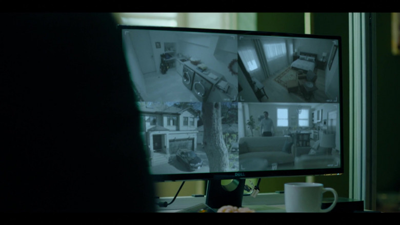 Dell Monitor in Condor Season 2 Ep. 4 TV Show (2)