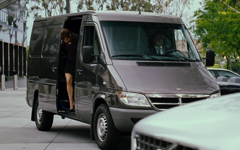 Dodge Sprinter Car in Big Momma's House 2 Movie (1)
