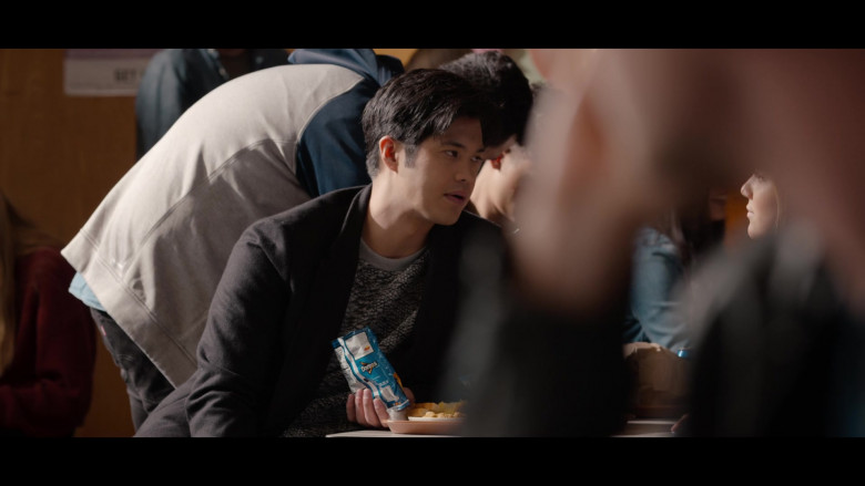 Doritos Chips Enjoyed by Ross Butler as Zach in 13 Reasons Why S04E03 Netflix TV Series (1)
