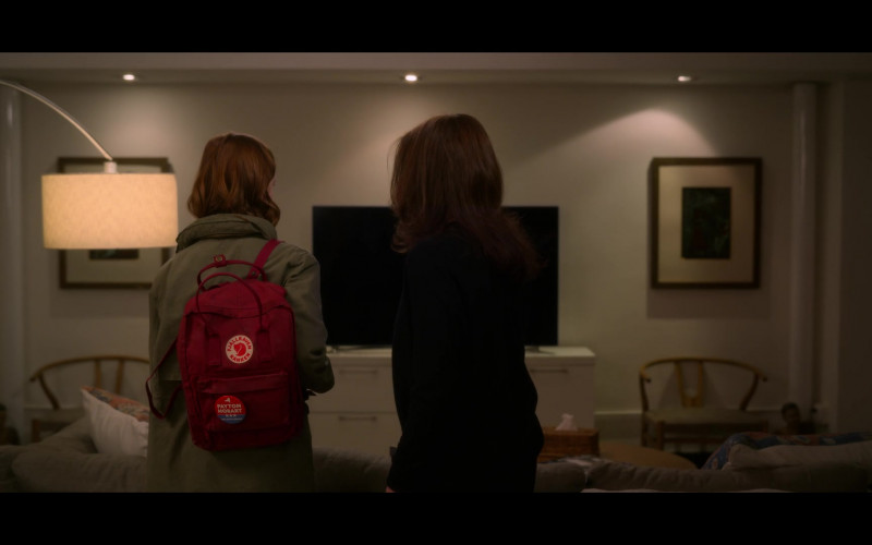 Fjallraven Kanken Classic Backpack of Actress in The Politician Season 2 TV Show by Netflix (2020)