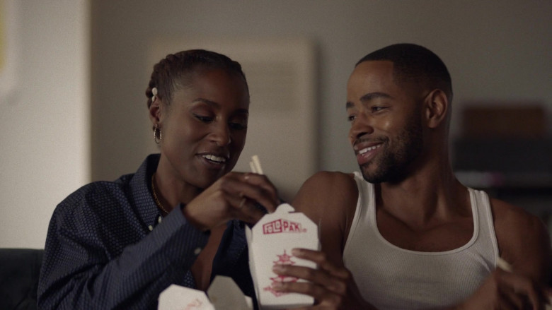 Fold-Pak in Insecure S04E09 Lowkey Trying (2020)