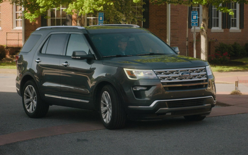 Ford Explorer Car (1)