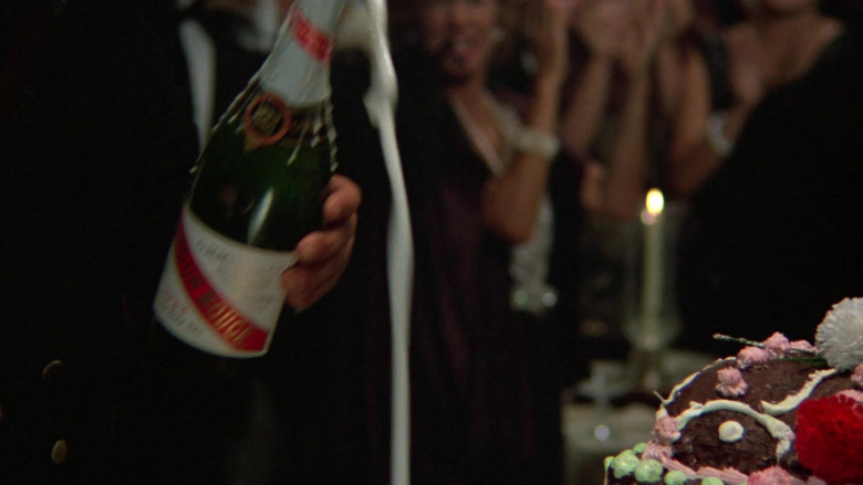 G.H. Mumm Vintage Champagne Bottles in Once Upon a Time in America Movie (2)