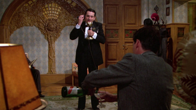 G.H. Mumm Vintage Champagne Bottles in Once Upon a Time in America Movie (3)