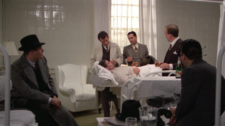 G.H. Mumm Vintage Champagne Bottles in Once Upon a Time in America Movie (4)