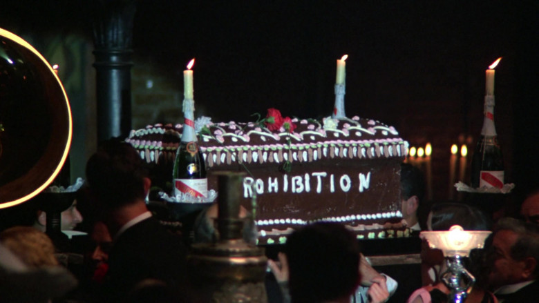 G.H. Mumm Vintage Champagne Bottles in Once Upon a Time in America Movie (5)