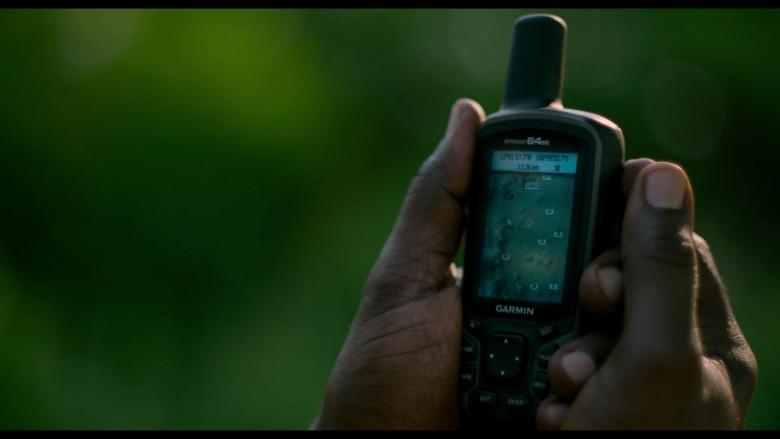 Garmin GPSMAP 64st Handheld GPS with TOPO Maps in Da 5 Bloods (2020)