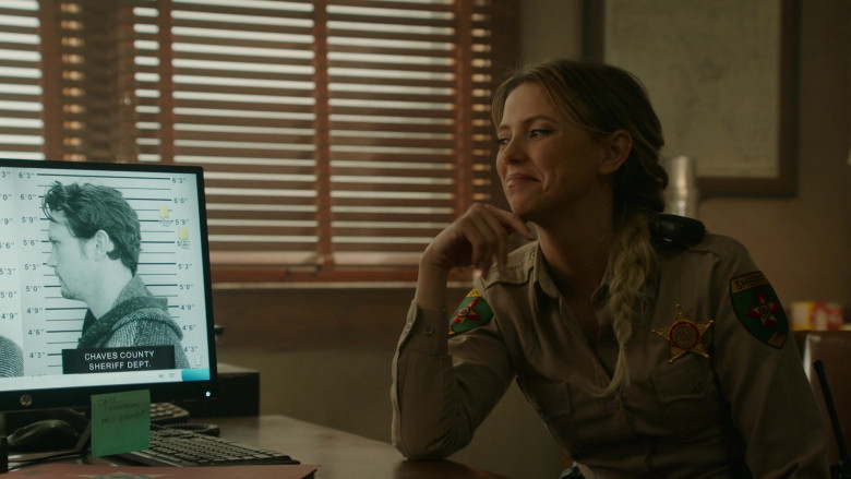 HP Monitor in Roswell, New Mexico S02E13 (2)