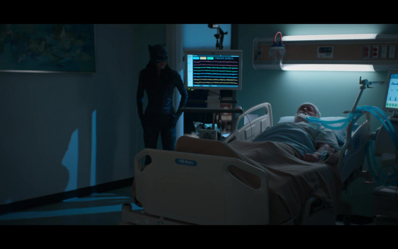 Hill-Rom Medical Bed in Stargirl S01E04 Wildcat (2020)