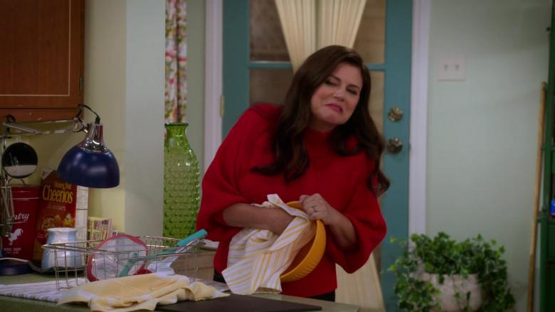 Honey Nut Cheerios Breakfast Cereal in Alexa & Katie S04E04 (1)