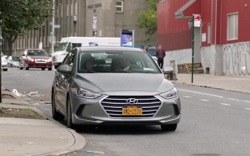Hyundai Elantra Car in Search Party S03E03