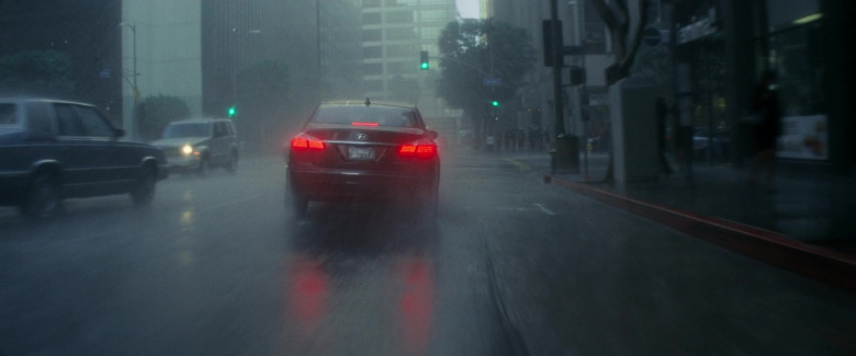 Hyundai Genesis Car in Inception Movie (3)