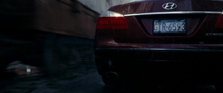Hyundai Genesis Car in Inception Movie (4)