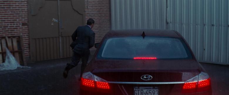 Hyundai Genesis Car in Inception Movie (6)