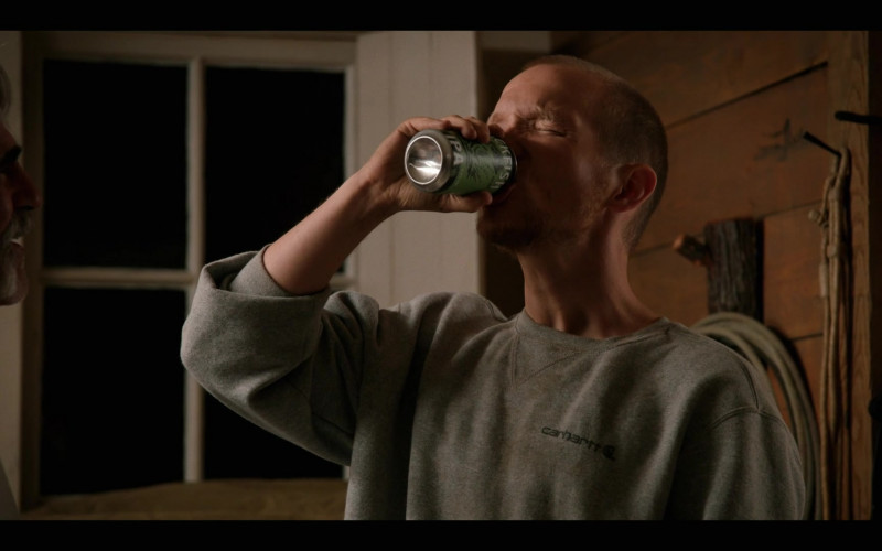 Jefferson White as Jimmy Wears Carhartt Sweatshirt in Yellowstone S03E01 TV Series