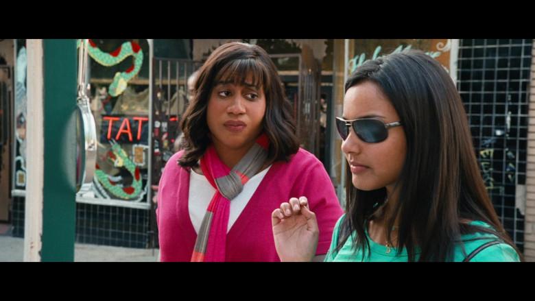 Jessica Lucas Wears Dillon Optics Women's Sunglasses in Big Mommas Like Father, Like Son (2011) Movie