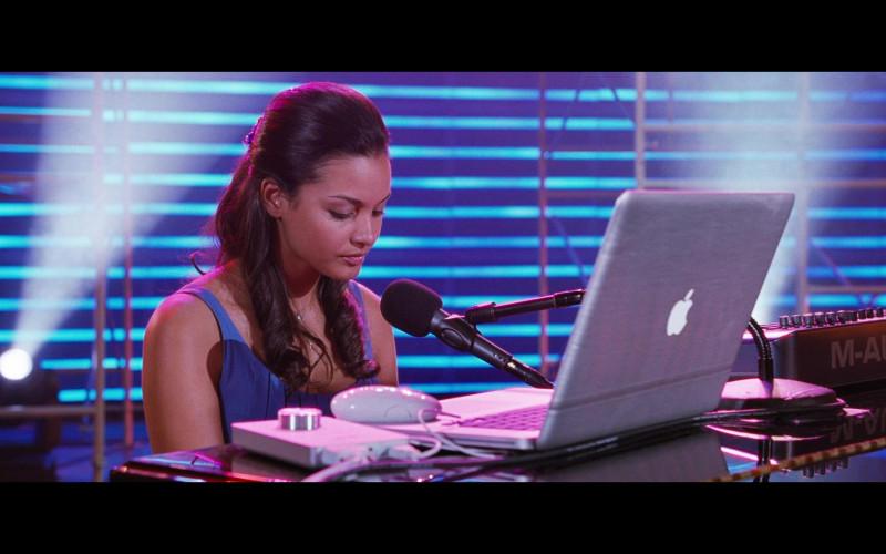 Jessica Lucas as Haley Using Apple MacBook Laptop in Big Mommas Like Father, Like Son Film