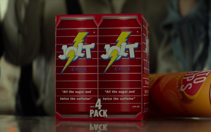 Jolt Cola 4 Pack Soda Drinks in We Summon the Darkness (2019)