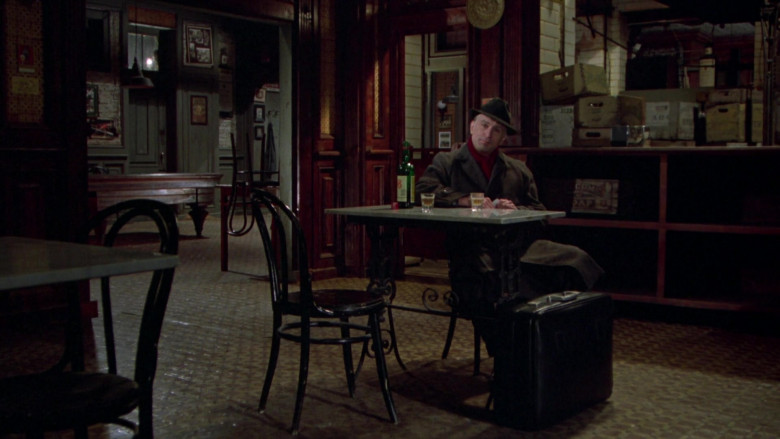 Justerini & Brooks (J&B) Scotch Whisky in Once Upon a Time in America Movie (6)