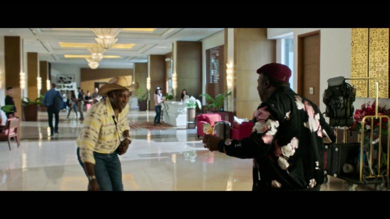 Kangol Cap Worn by Isiah Whitlock Jr. as Melvin in Da 5 Bloods (1)