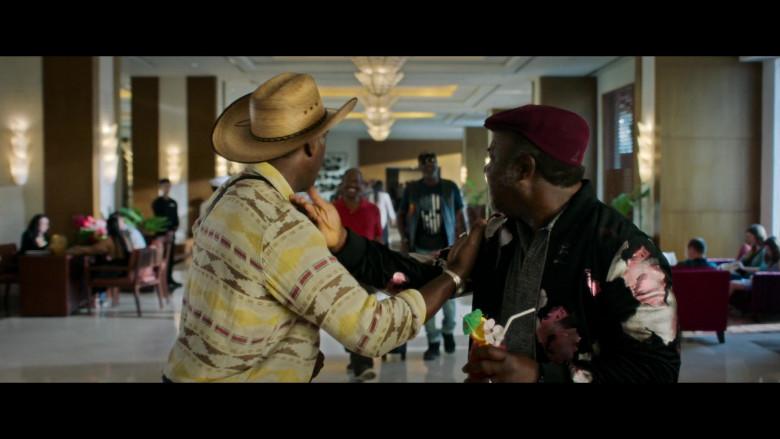 Kangol Cap Worn by Isiah Whitlock Jr. as Melvin in Da 5 Bloods (2)
