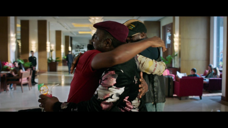 Kangol Cap Worn by Isiah Whitlock Jr. as Melvin in Da 5 Bloods (3)
