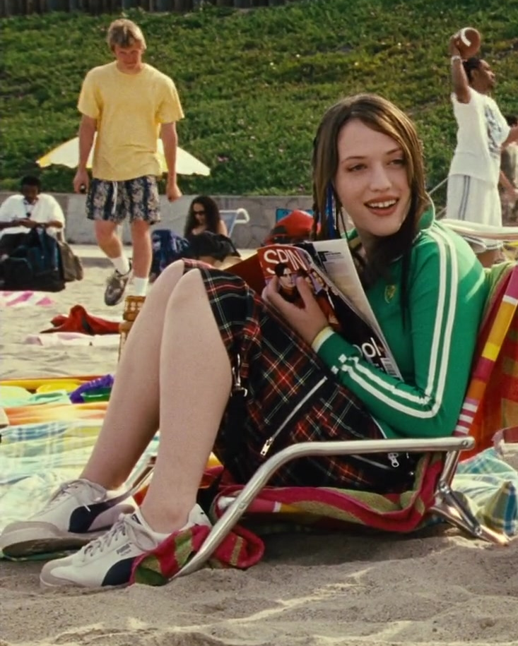 Kat Dennings Wears Puma Women's Shoes in Big Momma's House 2 Movie