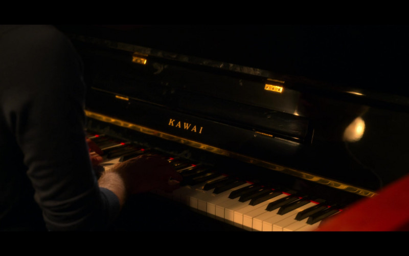 Kawai Piano Used by Ben Platt as Payton Hobart in The Politician S02E07