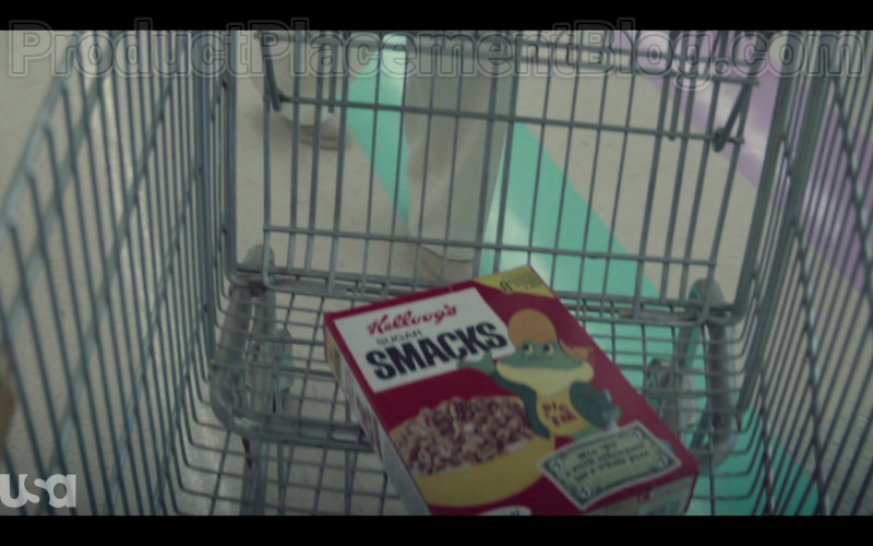 Kellogg's Sugar Cereals in Dirty John S02E01 TV Show (2)