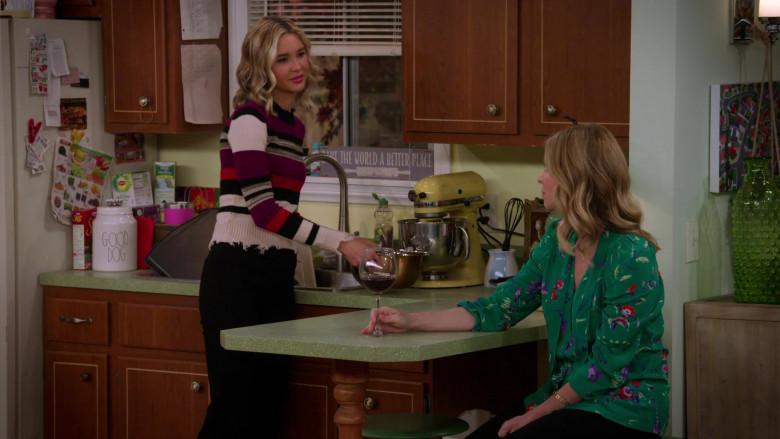 KitchenAid Stand Mixer (Yellow) in Alexa & Katie S04E03