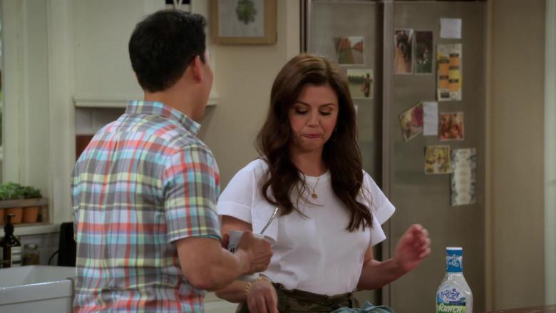 Kroger Buttermilk Fields Ranch Dressing in Alexa & Katie S04E01 TV Series