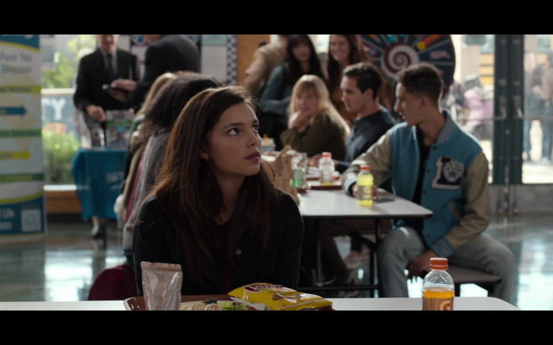 Lay's Chips and Gatorade Bottle in 13 Reasons Why S04E01 Winter Break (2020)