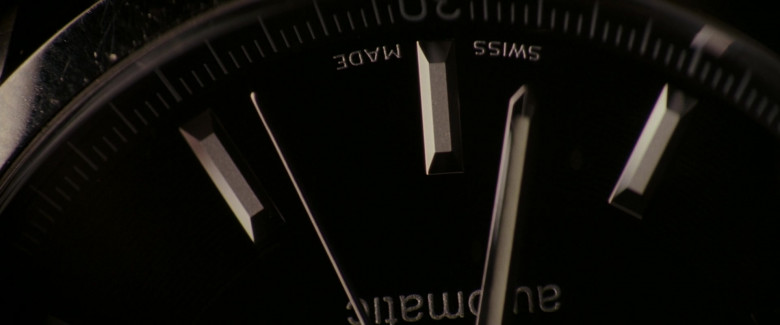 Leonardo DiCaprio as Cobb Wears TAG Heuer Carrera Automatic Men's Wrist Watch in Inception Movie (1)